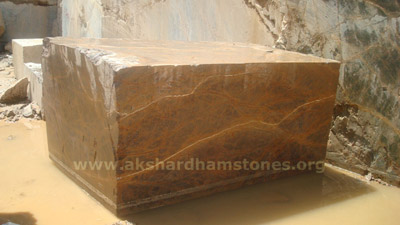 Rainforest Green Brown Marble Quarries Mines Blocks