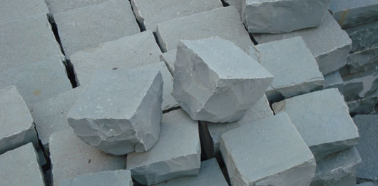 Kota Blue Cobblestone Exporter in India