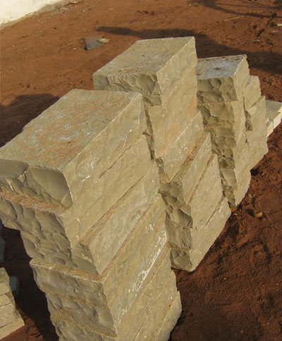 kota brown cobbles Exporter in India
