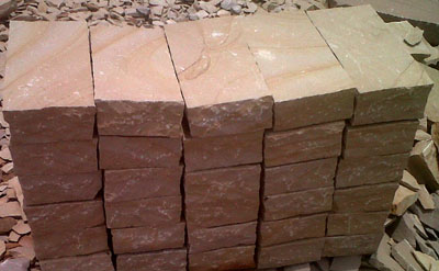 Desert Yellow Cobblestone Supplier