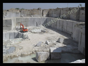 Indian Marble Stone Quarry, Mines